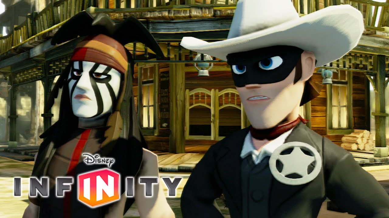 lone ranger jeux vid o de dessin anim en fran ais pour les enfants disney infinity 1 0 youtube. Black Bedroom Furniture Sets. Home Design Ideas