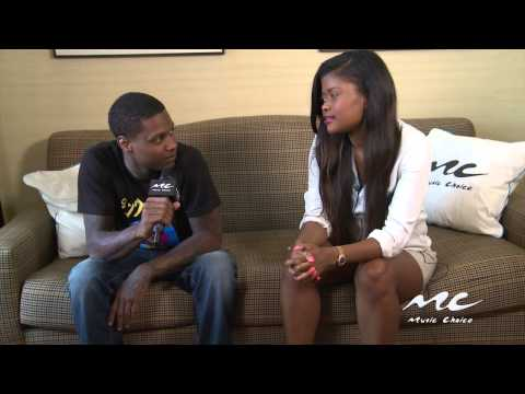 Karen Civil hangs out with Lil Durk