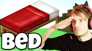 I finally added a BED to my MineCraft series (Minecraft Part 2)