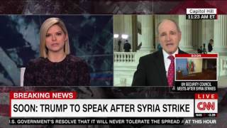 Risch Joins CNN to Discuss US Airstrikes in Syria