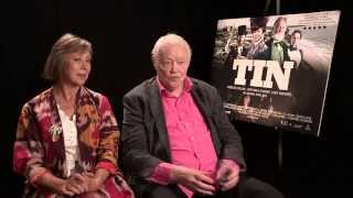 Tin - Jenny Agutter and Dudley Sutton interview