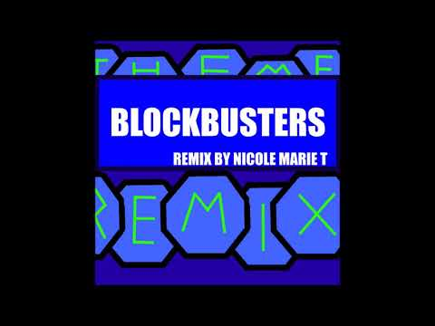 Blockbusters Theme Tune, 1980s Quiz Show, UK (My 2017 Song Remix, 1980s, Title)