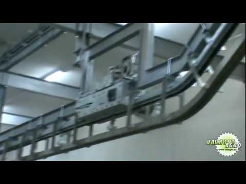 Подвесной конвейер для свиней фольксваген транспортер т5 сброс сервисного интервала