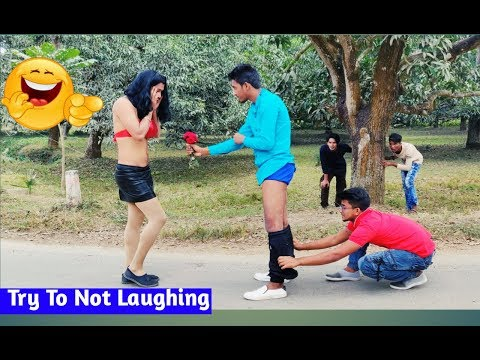 Must Watch New Funny😃😃 Comedy Videos 2019 - Episode 13 || Funny Ki Vines ||