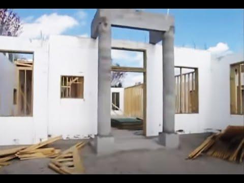 Hurricane Proof Homes. Tornado Proof Green Home In Florida - Youtube
