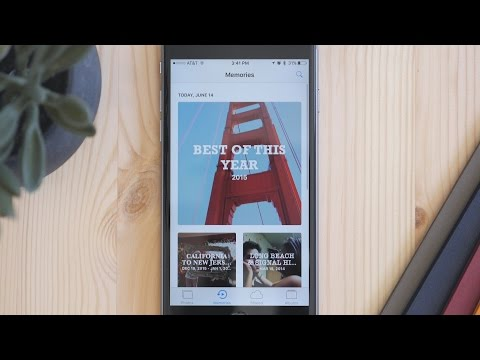 iOS 10's Photos App: Now Smarter With Computer Vision