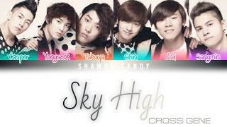 Cross Gene (크로스진) - Sky High Lyrics (Color Coded Lyrics Eng/…