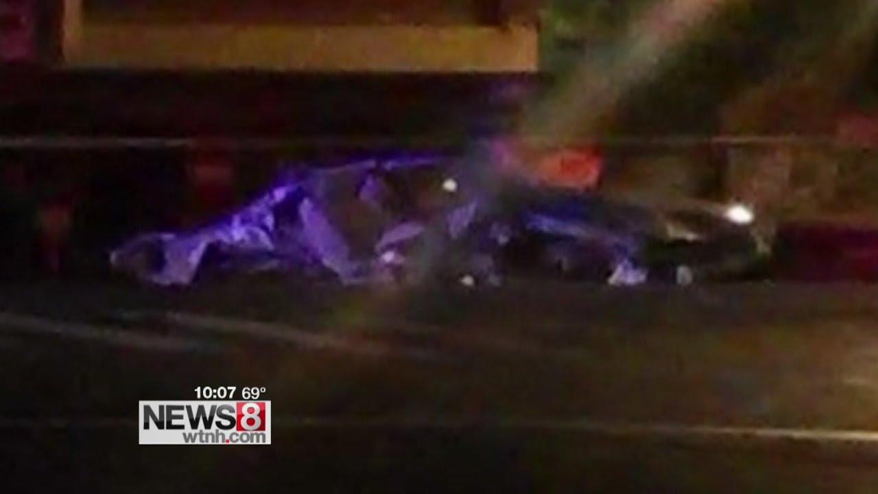 1 teen dead, 1 injured in Waterbury crash involving stolen cars