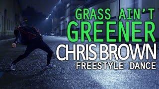Chris Brown - Grass Ain't Greener | Jonathan Gerlo Improvisation Dance | direct by Matteo Italiano
