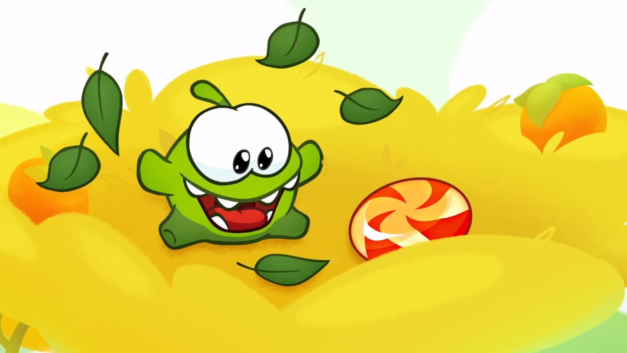 Om Nom Stories (Cut the Rope) - Forest (Episode 21, Cut the Rope: Unexpected Adventure)