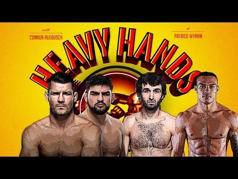 Bisping vs Gastelum Feel-bad Special (Heavy Hands #186)