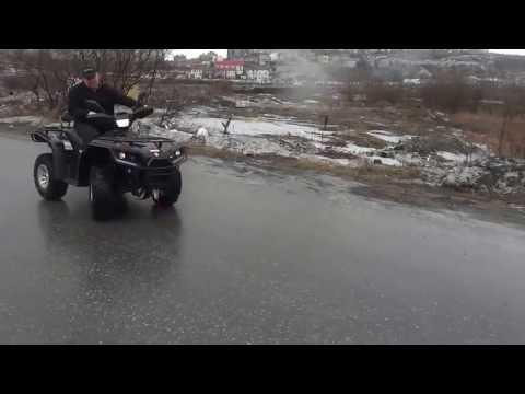 Квадроцикл POLAR FOX 700'TIGER'1 ( LINHAI 700 )