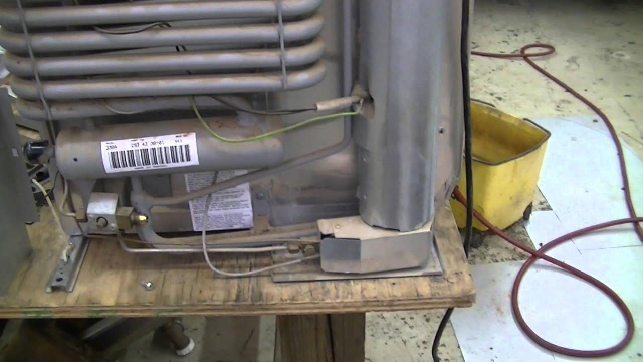 Rv Mobile Refrigerator Diagnosis And Repair Youtube