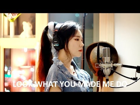 Taylor Swift - Look What You Made Me Do ( Cover Oleh J.Fla )