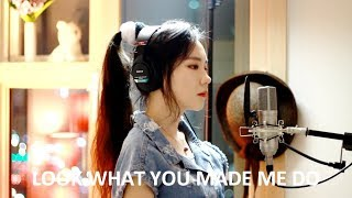 Video Taylor Swift - Look What You Made Me Do ( cover by J.Fla ) download MP3, 3GP, MP4, WEBM, AVI, FLV Juni 2018