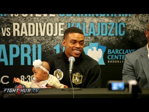 Errol Spence vs. Chris Algieri COMPLETE Post Fight Press Conference video