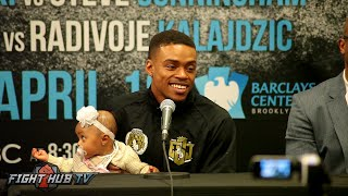 Errol Spence vs. Chris Algieri COMPLETE Post Fight Press Conference video