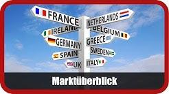 Marktüberblick: Dow Jones, DAX, Pepsico, Apple, Talanx, Hannover Rück, Puma, Wirecard
