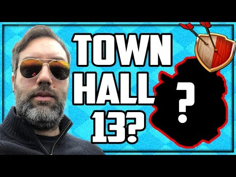 TOWN HALL 13? Or A HUGE Clash Of Clans UPDATE? Interview Part 2!