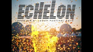 A.N.A.L. @ ECHELON - Open Air Festival 2015