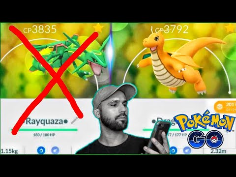 Is Rayquaza ACTUALLY Better Than Dragonite In Pokémon GO? The Difference Between DPS & TDO thumbnail