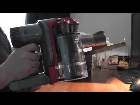 Dyson Dc16 Quick Teardown And Motor Test Why The Batte