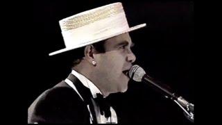 Elton John - Too Low For Zero (Live at Wembley Stadium 1984) HD