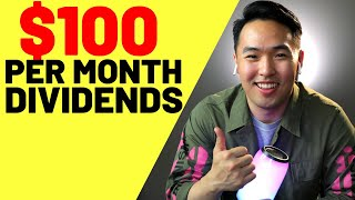Dividend Investing How To Make $100 Per Month - Weed Stock ETF