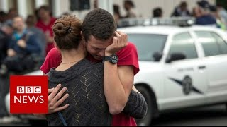 Mass Shootings  Should media refuse to report gunman's name? BBC News