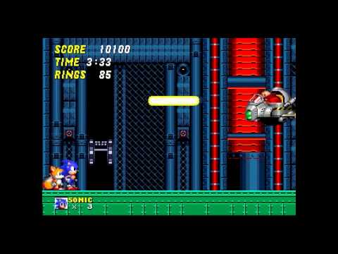 Sonic 2 Can Can (2x Slow Motion)