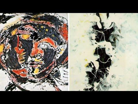 Jackson Pollock's Non-Drip Paintings