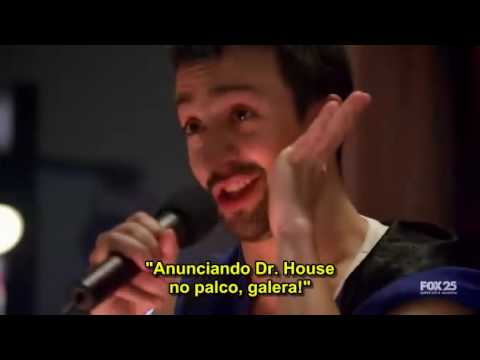 House MD 6X02  - House and Alvie show.