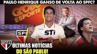Deu o que falar! GANSO VAI VOLTAR PARA O SÃO PAULO? VEJA O QUE DINIZ FALOU!