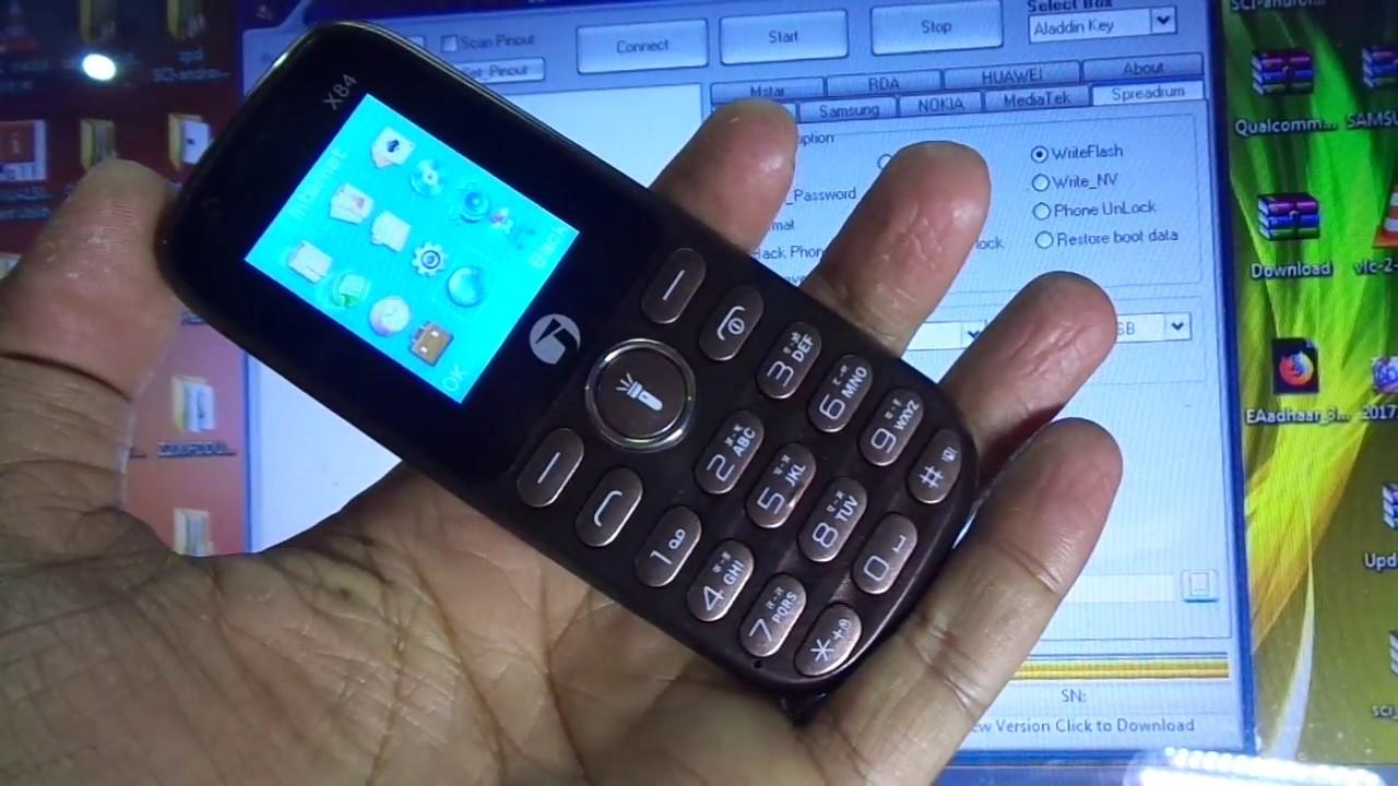 jivi mobile x84 remove phone lock with flash 100%