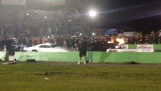 Big Chief vs Kye Kelley at American Outlaws Live