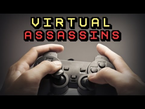 Gamer's Dad Orders Virtual Assassination from Hit Men