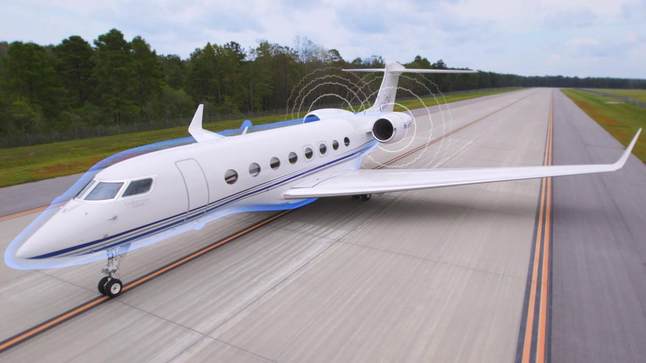 The Gulfstream G650 Youtube