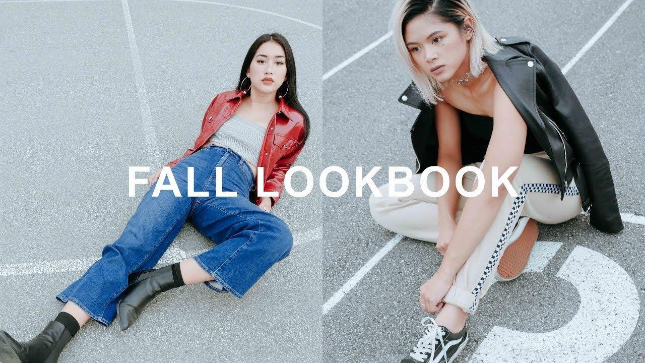 FALL LOOKBOOK 2017   TOTHE9S 1