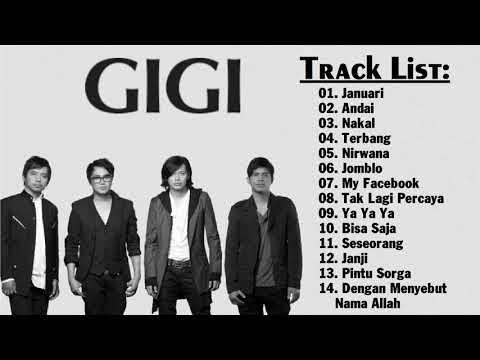 lagu terbaik || GIGI BAND - all album || Lagu Tembang Kenangan Terbaik Sepanjang Masa
