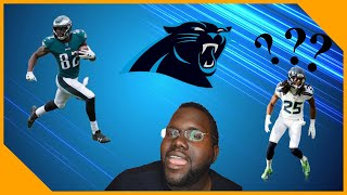 The Carolina Panthers Trade for Torrey Smith!!! Richard Sherman A Free Agent Target?!!|LCameraTV