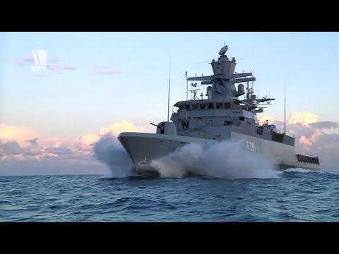 Korvetten Bundesmarine