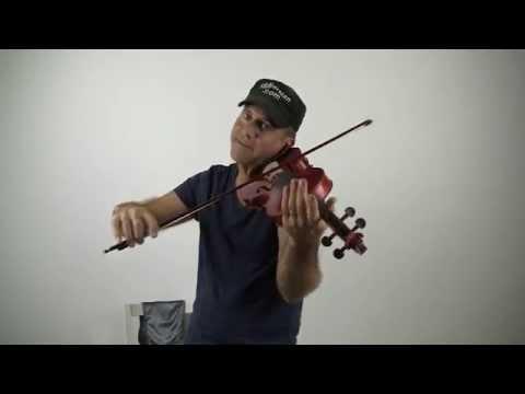Yamaha AV5 Violin Review