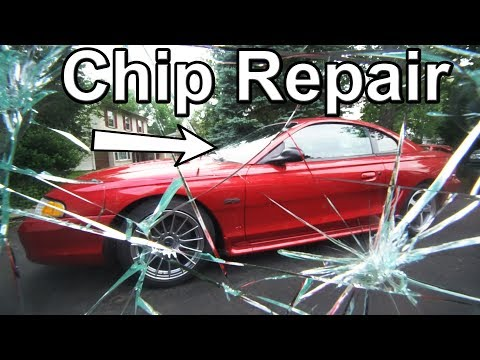 How to Fix a Chipped or Cracked Windshield (Like Brand New)