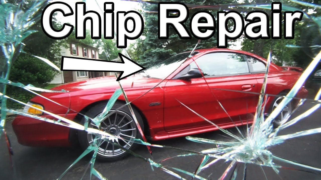 How To Fix A Chipped Or Cracked Windshield Carhop