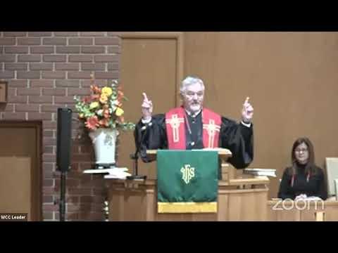 Sermon - October 17, 2021