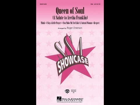 Queen of Soul (A Salute to Aretha Franklin) - Arranged by Roger Emerson
