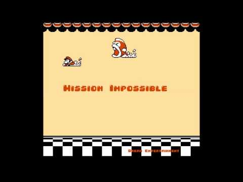 Mission Impossible Theme song 8-bit