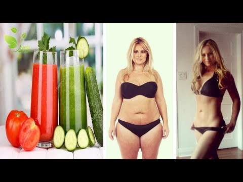 How To Lose Weight Fast In 3 Days Using Tomato And Cucumber Recipes! The Real Way! | Health 24H