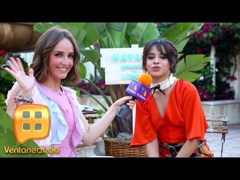 EXCLUSIVA: Camila Cabello asegura que es una chica introvertida y ¡no le gusta andar de fiesta!