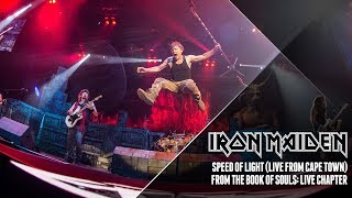 Iron Maiden - Speed Of Light (from The Book Of Souls: Live Chapter) Resimi